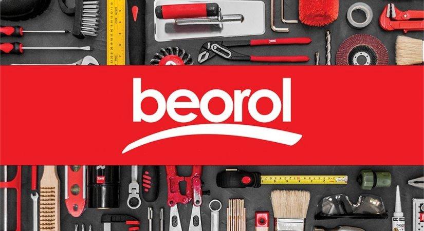 Материалы, инструменты и аксесcуары BEOROL - правильный выбор!