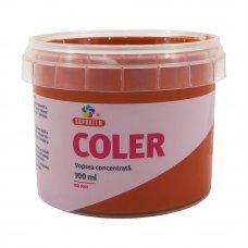 Концентрированная краска Coler №106 Кирпичный 100мл
