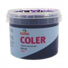Концентрированная краска Coler №110 Фиолетовый 100мл