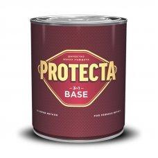 Краска Protecta 3в1 Base Бесцветная 1л