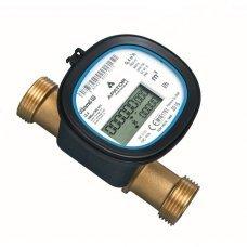 Водомер холодной воды ультразвуковой DN-15 2.5 Ultrimiz+американки