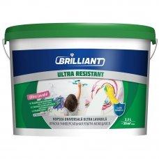 Краска универсальная ультра моющаяся Ultra Resistant 2,5л