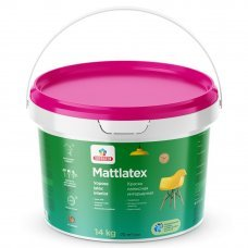 Краска Mattlatex 14кг