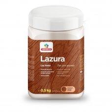 Лак Lazura Бесцветный 0.5кг