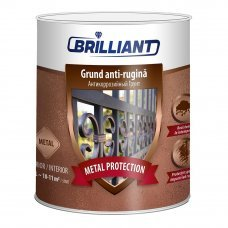 Грунт антикоррозийный Metal Protection 2.5л серый