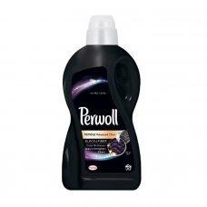 Жидкий стиральный порошок Perwoll Renew Black 1.8л