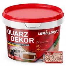 Декоративная штукатурка мозаика Quarz Decor 25кг BS108