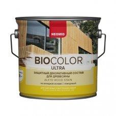 Лак Bio Color Ultra Махагон 2.7л