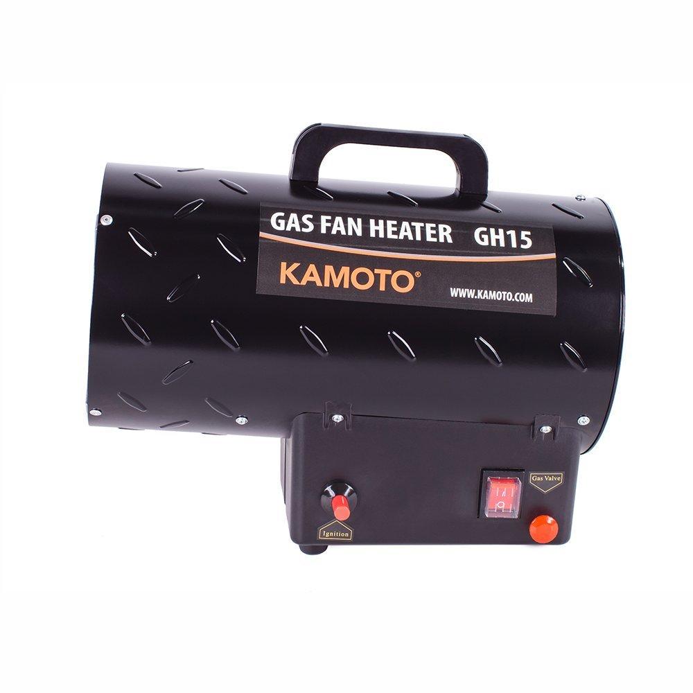 Газовая тепловая пушка GH15