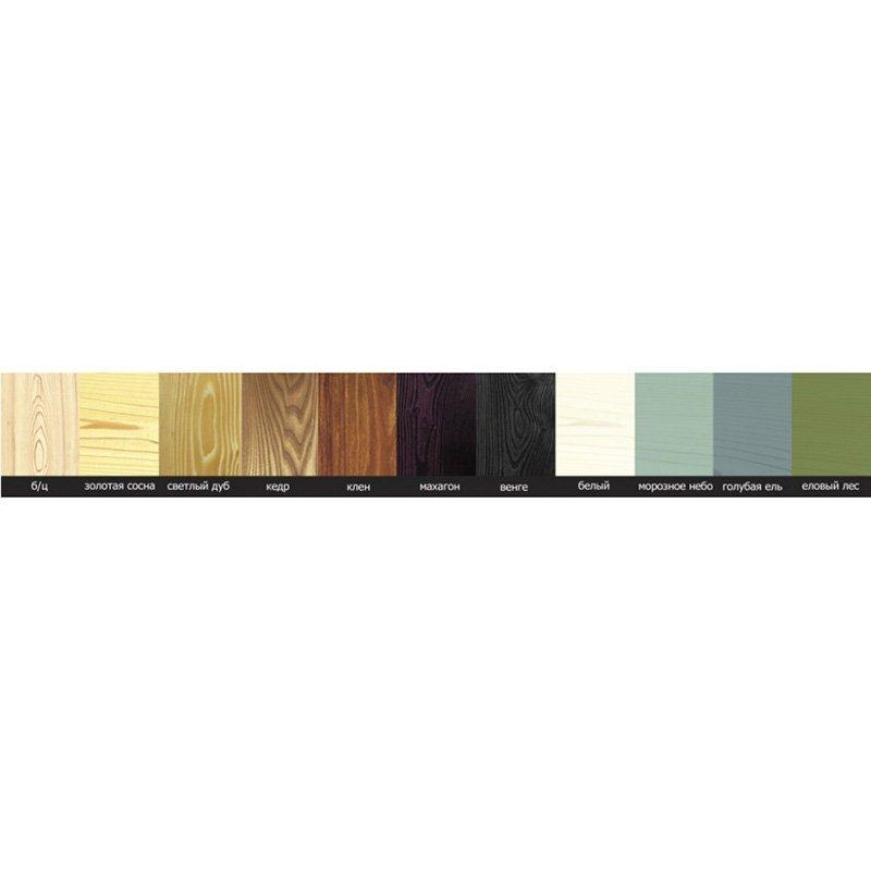 Лак Bio Color Aqua Белый 0,9л