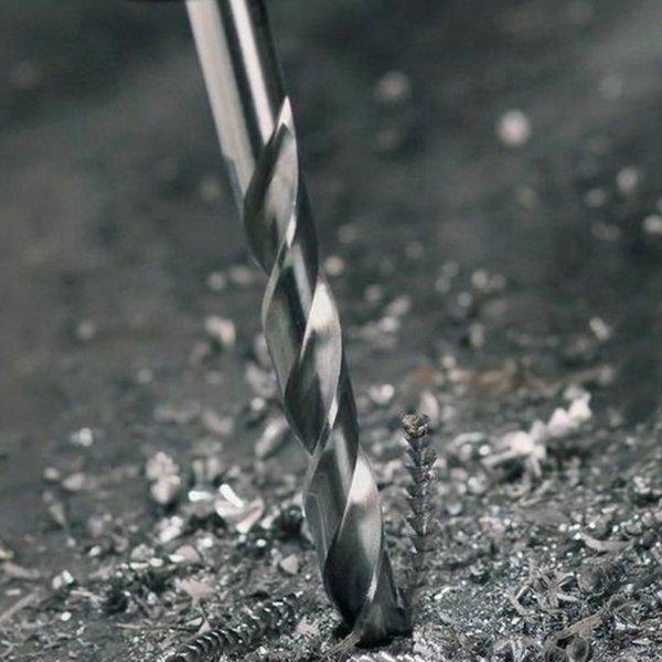Сверло по металлу HSS-G 338 ECO Line 6.6x101/63мм
